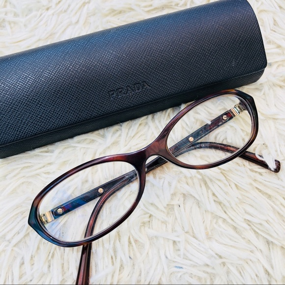 87717f4261e7 AUTHENTIC PRADA READERS WITH CASE. M 5b1ebd6545c8b354d7f30f2b. Other  Accessories ...